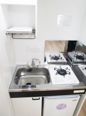 【キッチン】イルビラージュ池袋