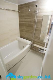 【浴室】サンクレイドル湘南平塚Ⅴ
