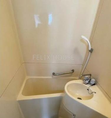 【浴室】ツモルハイツ練馬