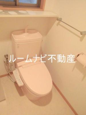 【トイレ】レジオス板橋本町アヴィニティー