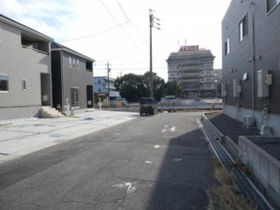 高浜市屋敷町第1新築分譲住宅1号棟写真です。2021年7月撮影