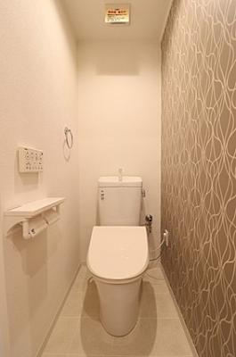 【トイレ】ハイマートあびこ