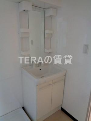 【独立洗面台】パシフィック池袋香栄