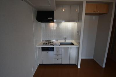 【キッチン】人気の西麻布 パークアクシス西麻布