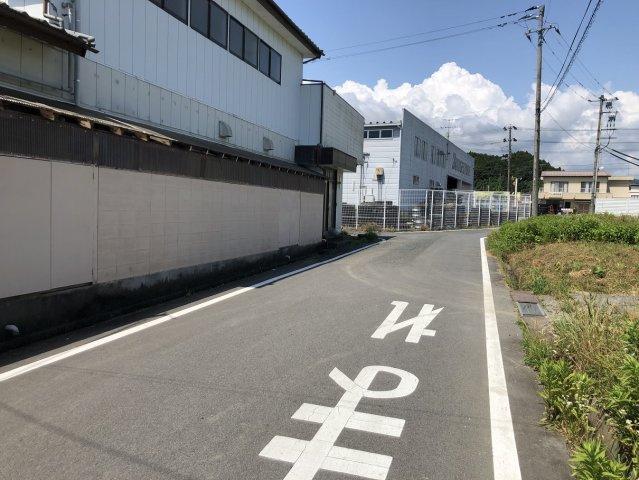 【周辺】錦町江栗3丁目 作業場・事務所