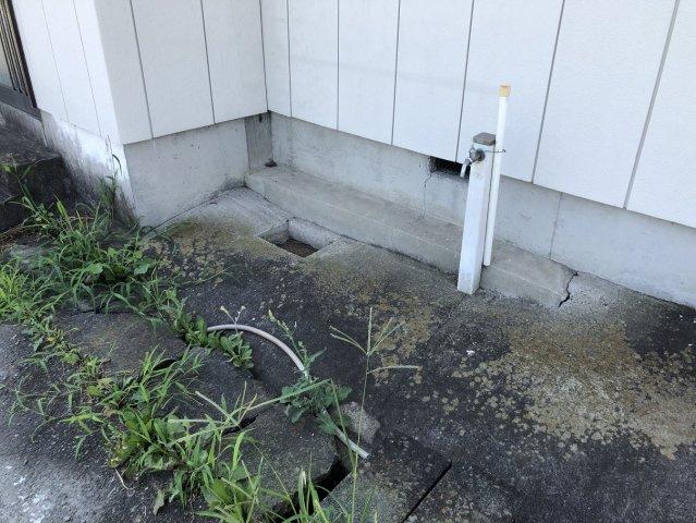 錦町江栗3丁目 作業場・事務所