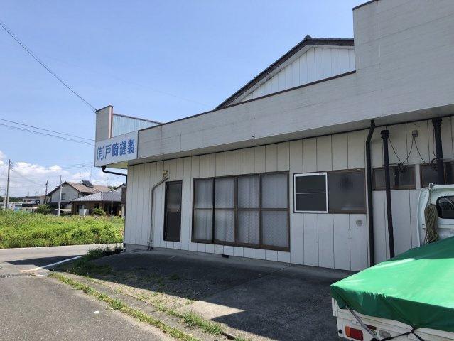 【外観】錦町江栗3丁目 作業場・事務所