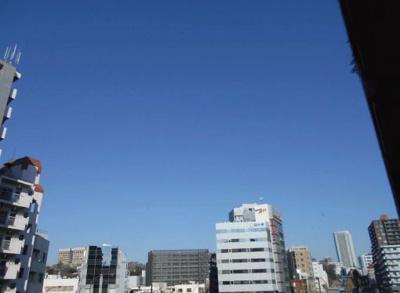 【展望】レジェンド西早稲田フォレストタワー