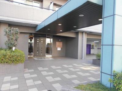 【エントランス】レジェンド西早稲田フォレストタワー