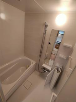 【浴室】コスモワンダータウン