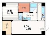 ルクレ堺筋本町レジデンスの画像
