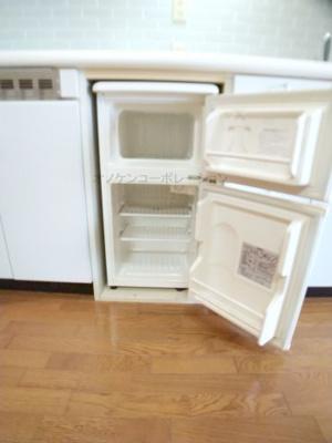 ミニ冷蔵庫あり