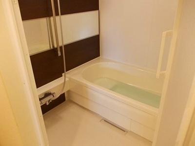 【浴室】インプレス・ヴィラ