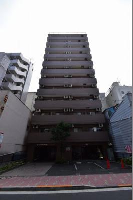 京浜東北線「蒲田」駅より徒歩5分の分譲賃貸マンションです。