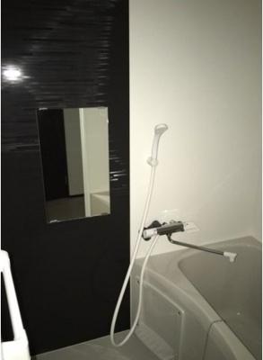 【浴室】クレイノクオーレ若葉