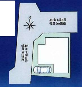 【区画図】ファーストタウン大阪市第2鶴見区横堤
