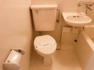 【トイレ】フォレスト駒沢