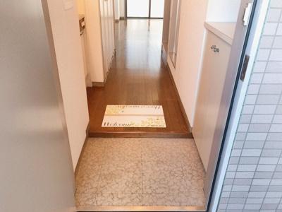 【玄関】フォレスト駒沢