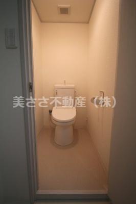 【トイレ】チャンネルビル