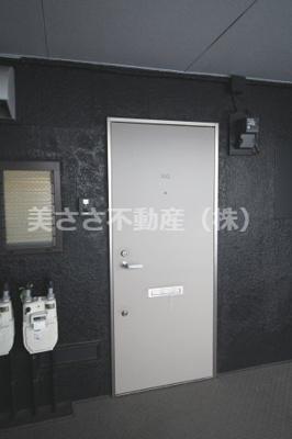 【玄関】チャンネルビル