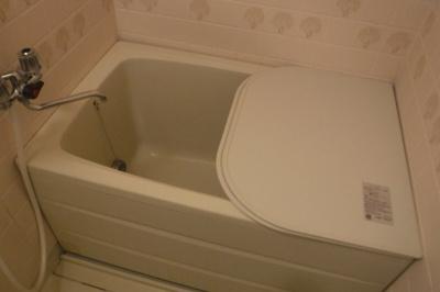 【浴室】サンパレス
