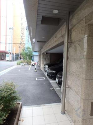 【駐車場】プレサンス堺筋本町フィリア