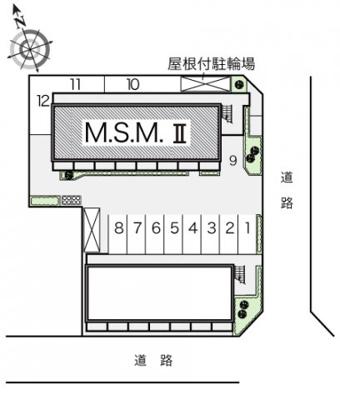 【その他】レオパレスM.S.MⅡ