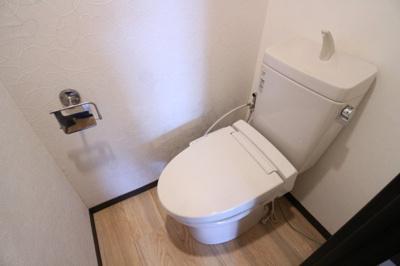 【トイレ】フォルテ名谷