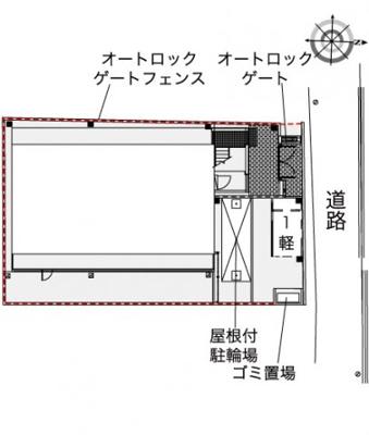 【その他】レオパレスLEBEN京橋