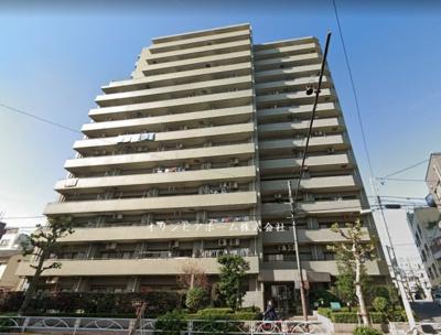 【外観】コスモ向島シティフォルム 4階 リ ノベーション済 1995年築