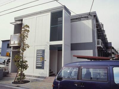 【外観】レオパレスハピネス永田