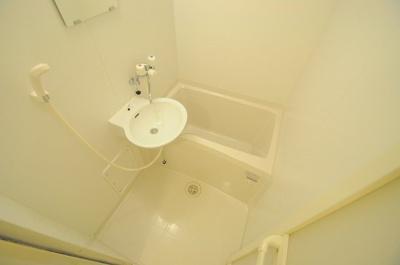 【浴室】レオパレス鴫野 夢