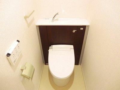 【トイレ】ブリーズコート城北