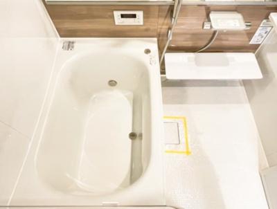 マンションVIP新宿柏木の浴室です。