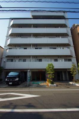 JR京浜東北線「蒲田」駅より徒歩7分の分譲賃貸マンションです。