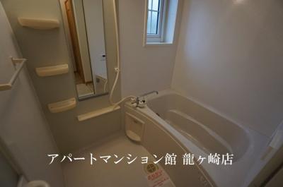 【浴室】さくらヒルズⅢA