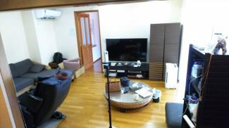 大型の家具もゆとりを持って配置できます