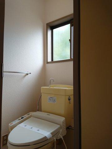 1階・2階共にトイレがあります。