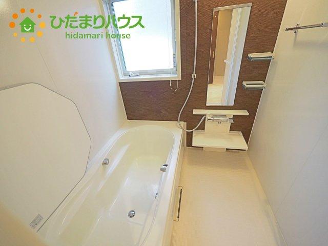 【浴室】つくば市研究学園 中古戸建