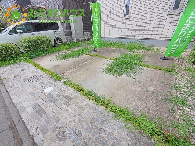 【駐車場】つくば市研究学園 中古戸建