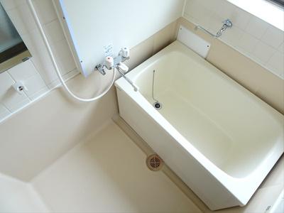 【浴室】グリューンハイム