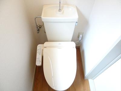 【トイレ】グリューンハイム