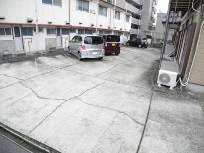 【駐車場】コーポイノマタ