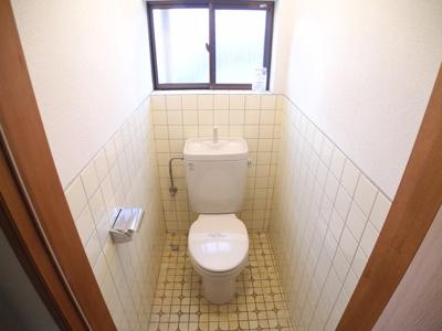 【トイレ】コーポイノマタ