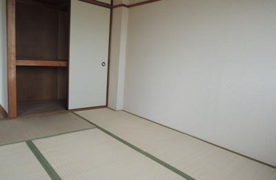 【寝室】ハイツコスモ 仲介手数料無料