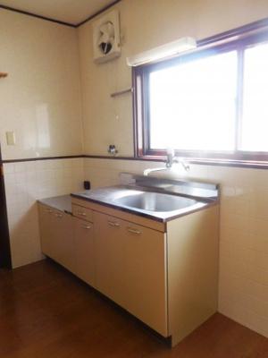 【キッチン】向陽台5丁目貸家