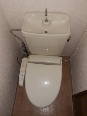 【トイレ】セジュール金子A棟