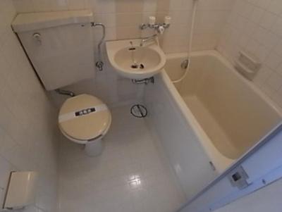 【浴室】ライオンズマンション音羽