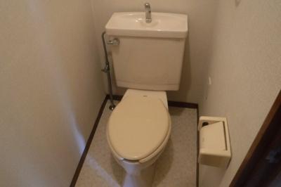 【トイレ】HOUSE北加瀬