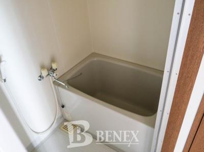 スリーベルマンションⅠのお風呂です